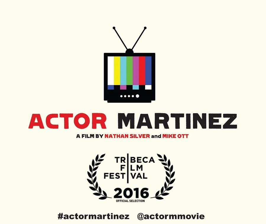 Actor Martinez OneSheet