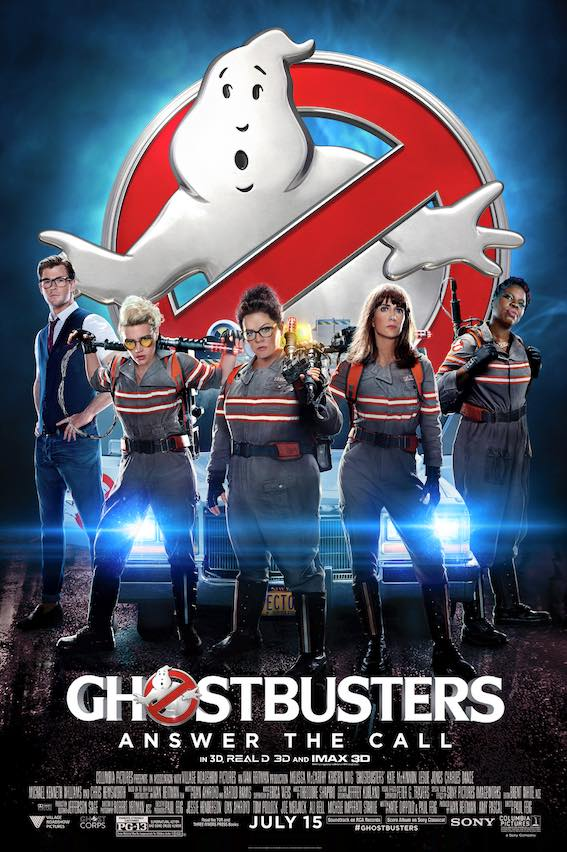 Ghostbusters Final OneSheet