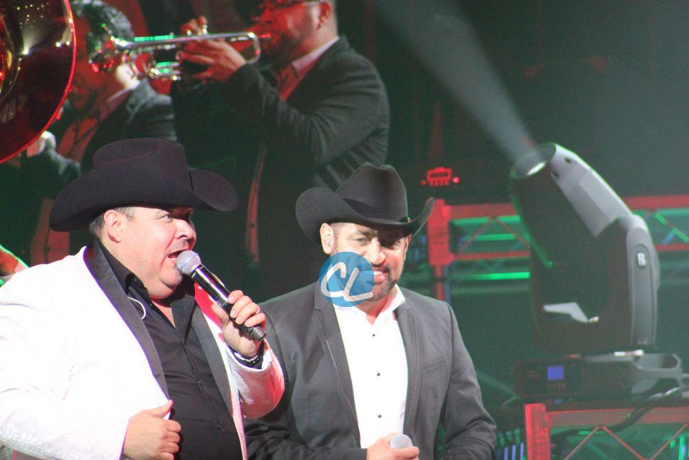 Pancho Barrazao en el concierto de Julion Alvarez en Madison Square Garden 7/30/2016
